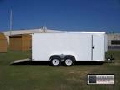 Rental store for TRAILER, 7  X 16  ENCLOSED in Cedar Rapids IA