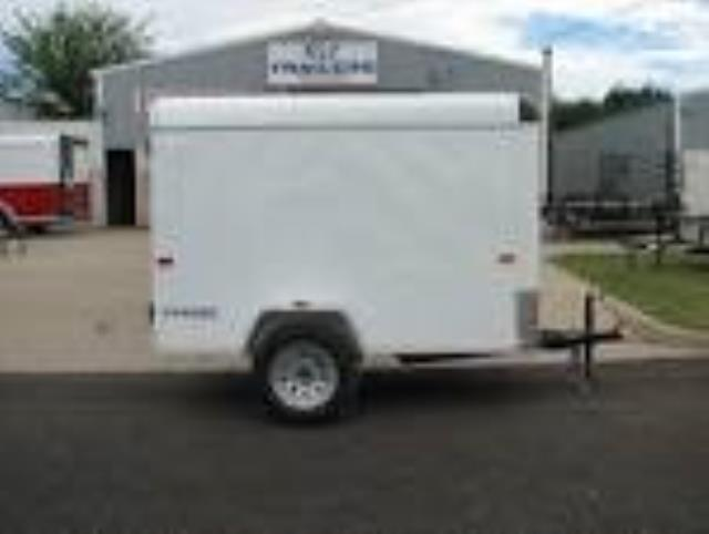 Where to find TRAILER, 5 X 8 ENCLOSED in Cedar Rapids