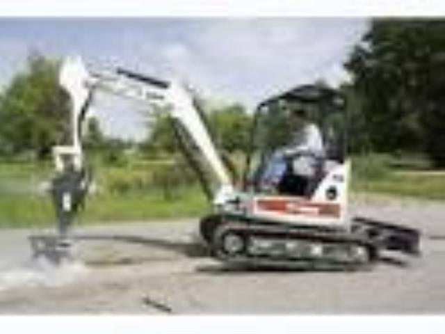 Where to find EXCAVATOR, BOBCAT E35i in Cedar Rapids
