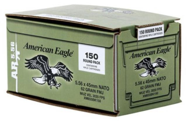 Where to find FED AMMO AE 5.56X45 600RD CASE 62GR.GREE in Cedar Rapids