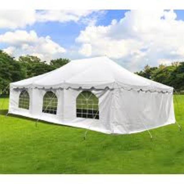 Where to find CANOPY, 20 X 30 WHITE FREE STANDING in Cedar Rapids