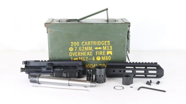 Where to find BCA AR-15 Complete Pistol Upper Build Ki in Cedar Rapids