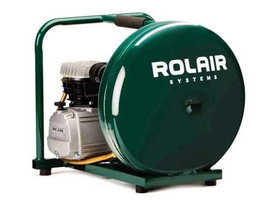 Air Compressor rentals in the Cedar Rapids Metro area