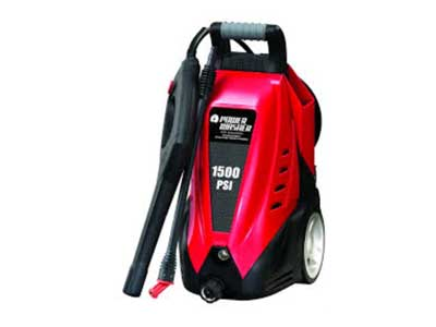 Pressure washer rentals in the Cedar Rapids Metro area